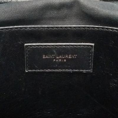 quilted calfskin shoulder bag